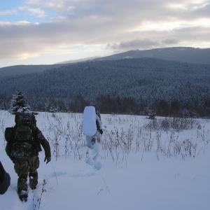 Zimní přežití